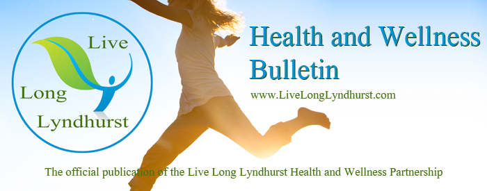 Live Long Lyndhurst Newsletter header image.