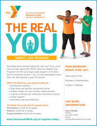 YMCA The Real You Weight Loss Program